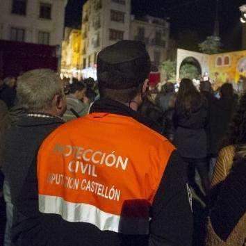 Diputación amplía el servicio que presta a los municipios con los voluntarios de Protección Civil