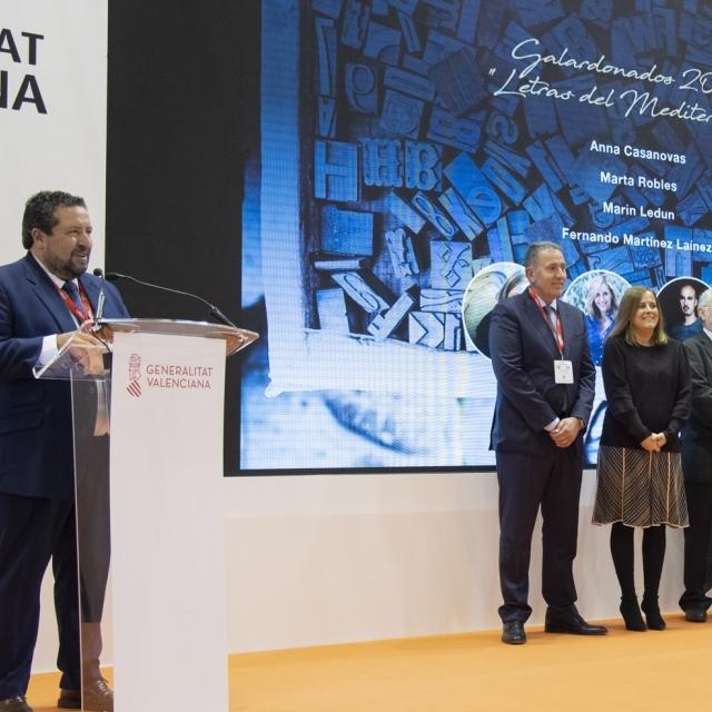 Diputació 'estrena' aquesta Setmana Santa les Rutes Literàries de Lletres de la Mediterrània