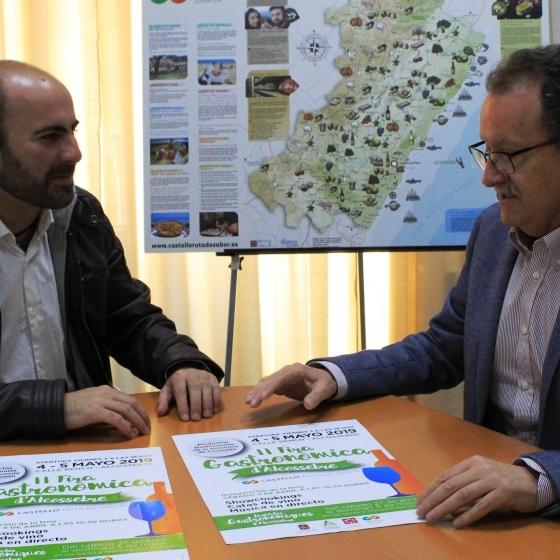 Diputació impulsa el turisme gastronòmic a Alcalà de Xivert a con la II Fira Gastronòmica-copia