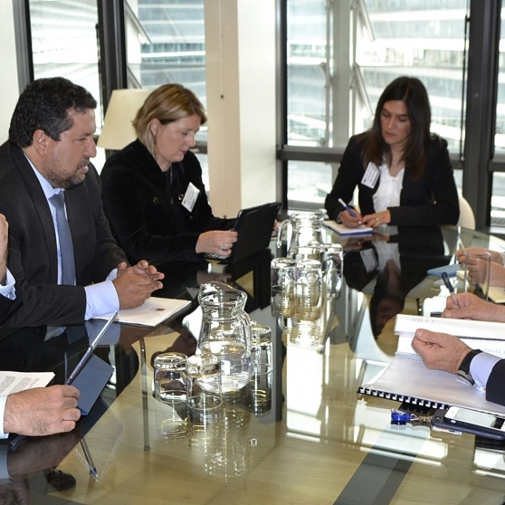 Moliner defén a Brussel·les mesures per a abaixar els costos energètics
