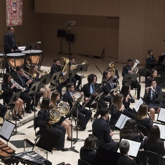 Diputació congregarà demà centenars de músics en el XLII Certamen Provincial de Bandes