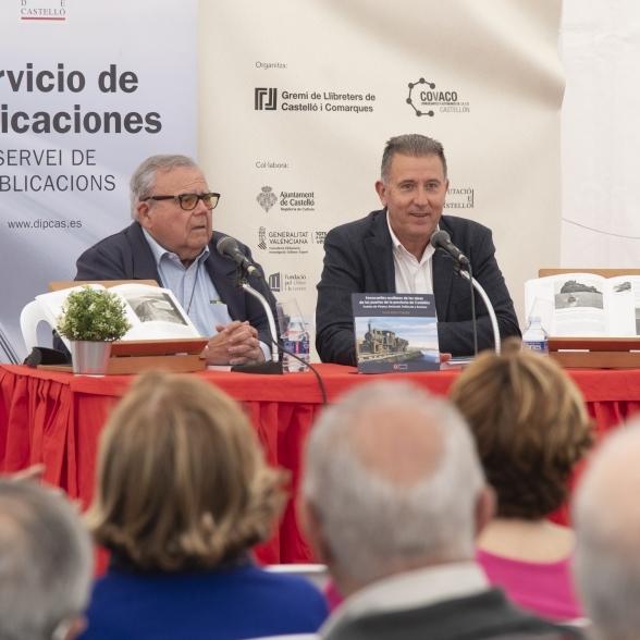 Diputación participa en la Feria del Libro con un estudio