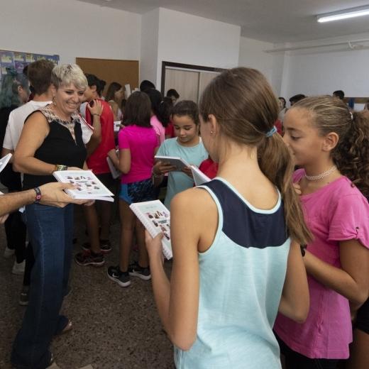 Diputació col·labora amb una campanya de conscienciació d'assetjament escolar