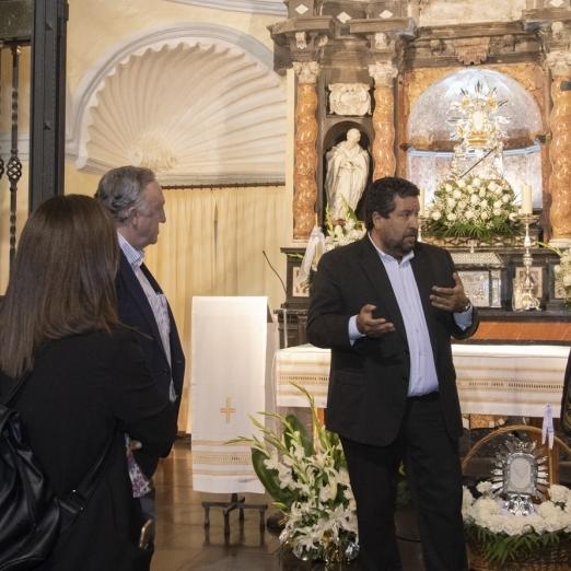 Diputación rehabilitará el Santuario de la Cueva Santa