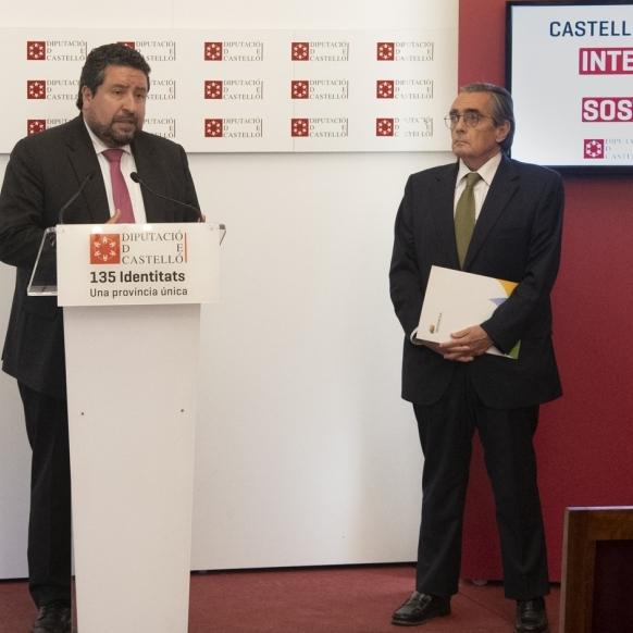 Diputación suma a Iberdrola a su compromiso de transformar la provincia