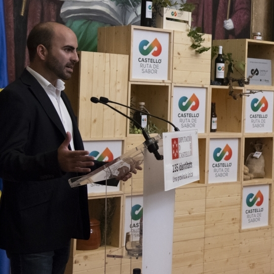 Diputación implica a los profesionales de la hostelería en su proyecto Castelló Ruta de Sabor