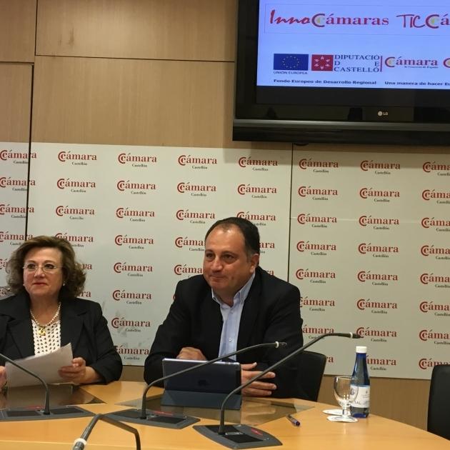 Diputació i la Cambra de Comerç convoquen ajudes per a impulsar la competitivitat