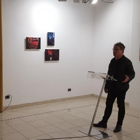 Diputación acoge desde hoy la exposición fotográfica 'Brothels'