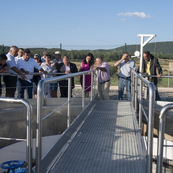 Diputación inicia nuevos proyectos en el interior