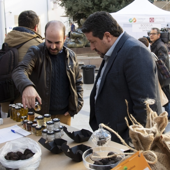 Diputación fomenta el cultivo de la trufa para generar riqueza y oportunidades