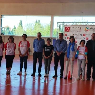 Más de 1.800 mayores de la provincia participan en los II Juegos Castellonenses
