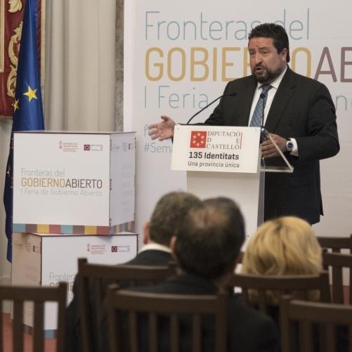 Diputación estandariza su Portal de Datos Abiertos