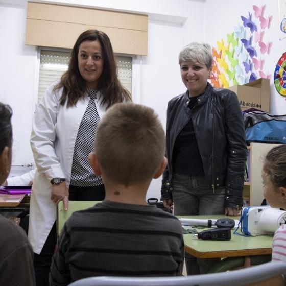 Diputación amplía su programa 'Salut al Poble' con el que revisó la vista de 1.500 niños
