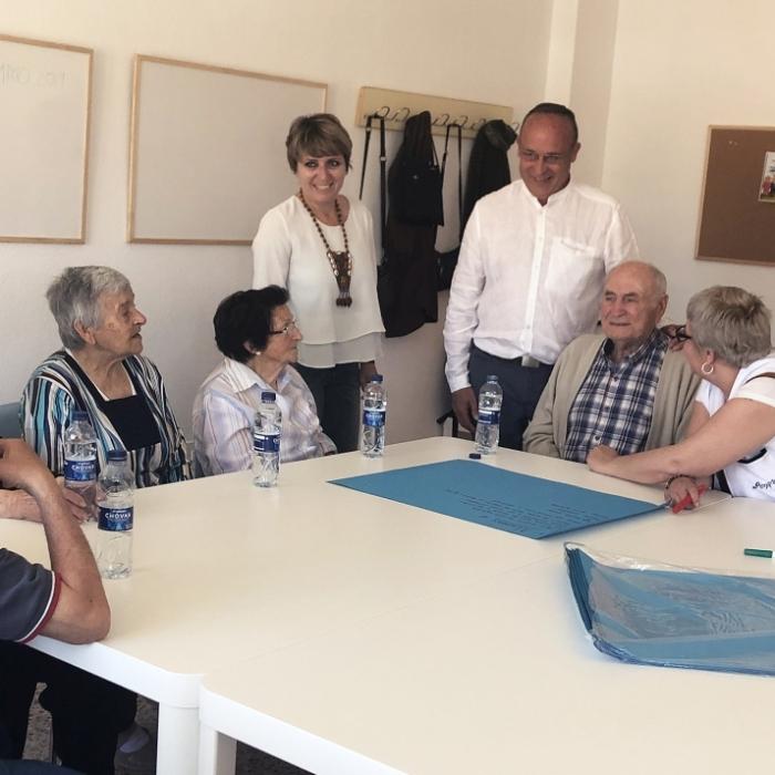 Diputació posa en marxa la Unitat de Respir Familiar de Viver