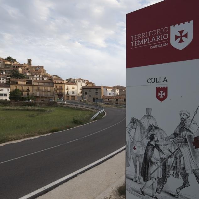 Diputación impulsa los itinerarios culturales del 'Territorio Templario'