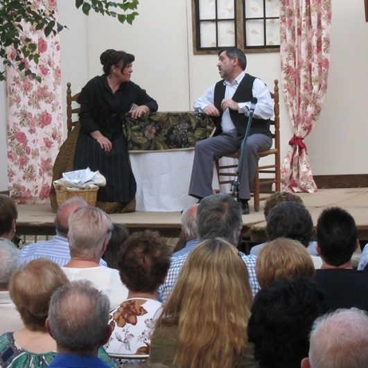 Diputación reedita la Campaña de Teatro para Personas Mayores