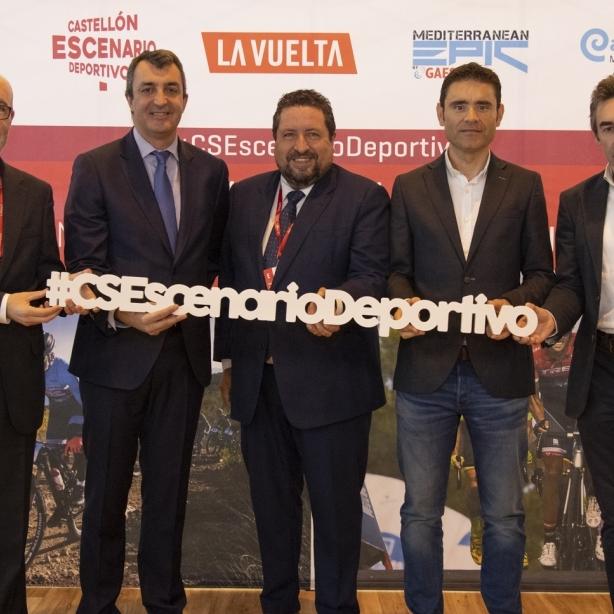 Diputación promociona Ares y Onda para que tengan protagonismo en La Vuelta
