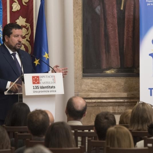 Diputació consolidarà la seua reputació europeista en obrir una nova via de treball