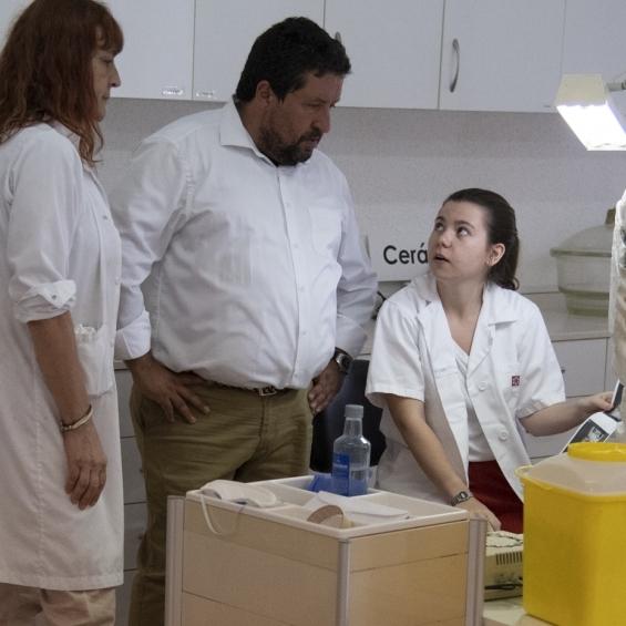 Diputación incorpora a jóvenes a su Servicio de Restauración
