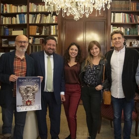 Diputació ultima el Festival de Teatre Clàssic