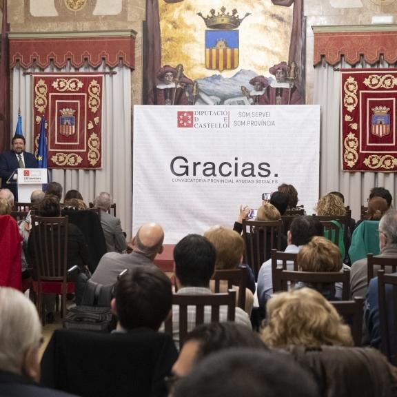 Diputació lidera la major inversió a col·lectius socials de la província