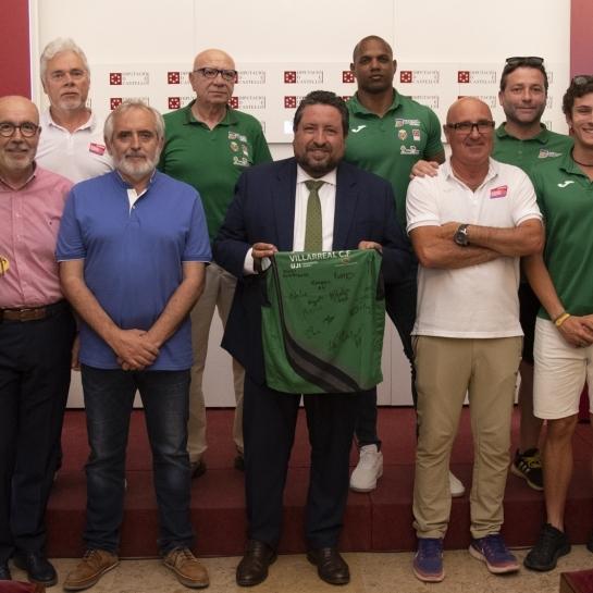 Diputació constata la seua aliança amb el Platges de Castelló