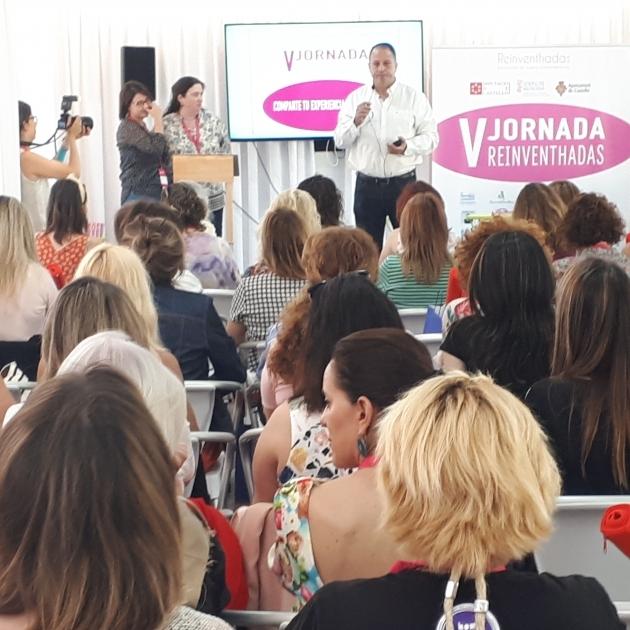 Diputación promueve el empleo de la mujer rural mayor de 45 años