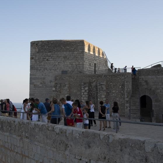 Diputació consolida el Castell de Peníscola com a catalitzador d'oportunitats