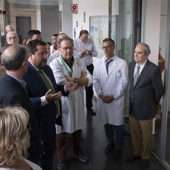 La Fundación del Hospital Provincial refuerza la investigación del cáncer