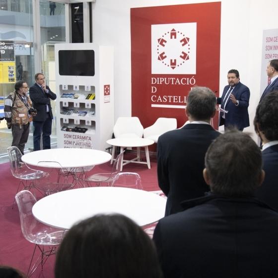 Diputación consolida su apoyo a la cerámica provincial con 11 iniciativas
