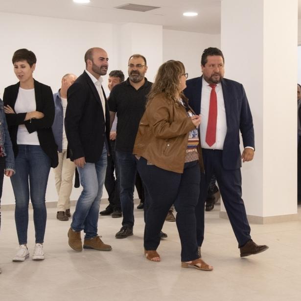 Diputació conclou el Centre Cultural de Benassal amb una inversió de 800.000 euros