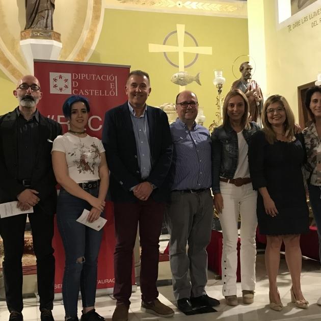 Diputació restaura la imatge de sant Pere del Grau de Castelló