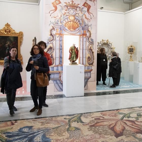 La Llum de la Memòria encara su recta final en Castelló con cifra récord de visitantes