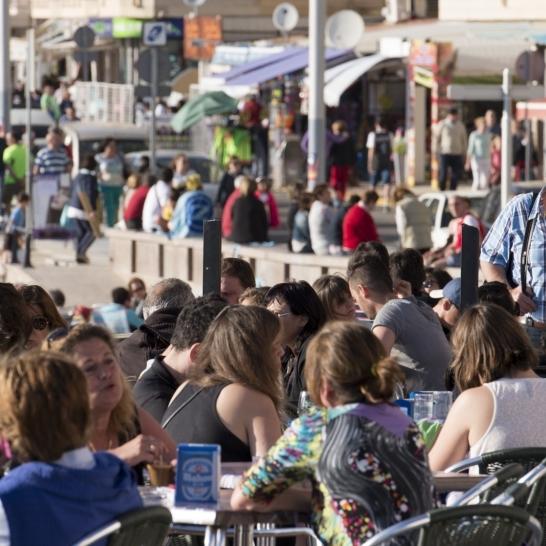 Diputación prevé ocupaciones turísticas del 85% este mes de julio