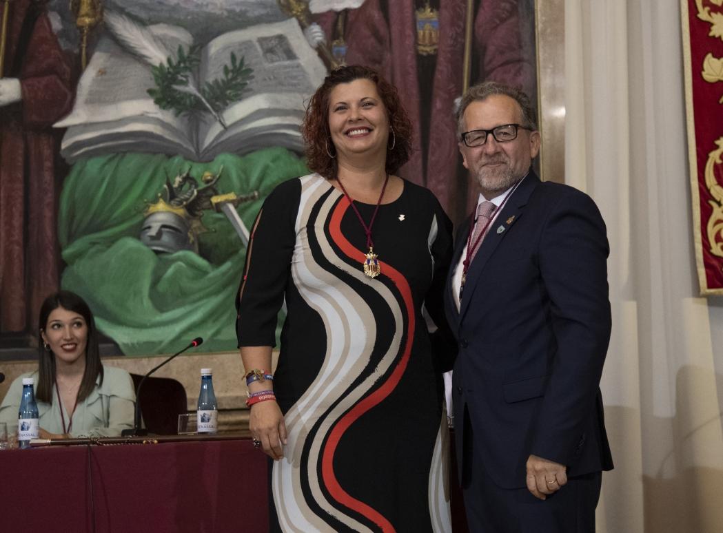 Patricia Puerta serà la nova vicepresidenta de la Diputació de Castelló