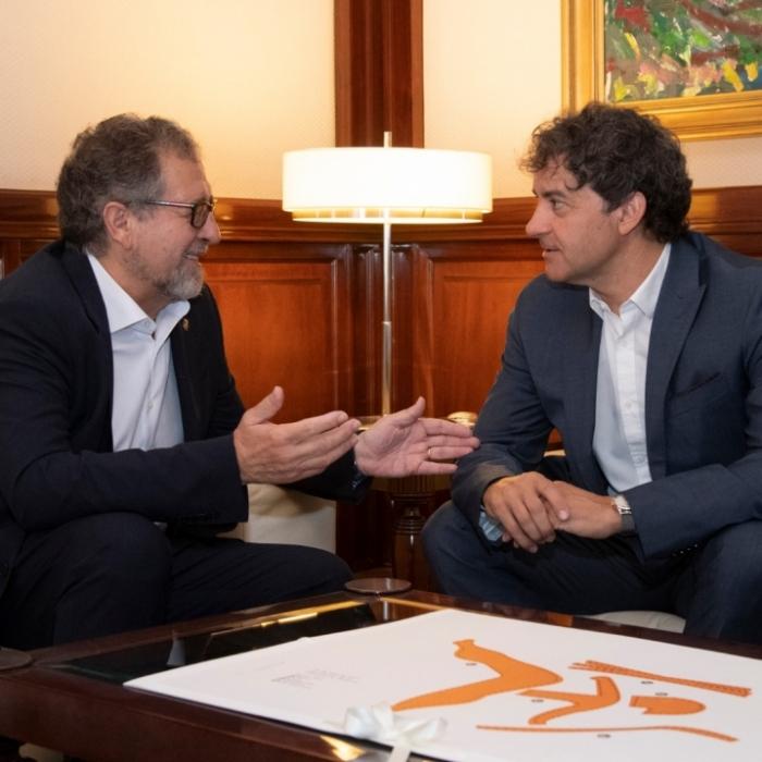 La Diputació coordinarà la seua política turística amb la Generalitat per a optimitzar los resultats