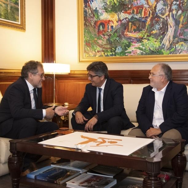 Diputación y Generalitat sientan las bases para mejorar la calidad de vida de Castellón