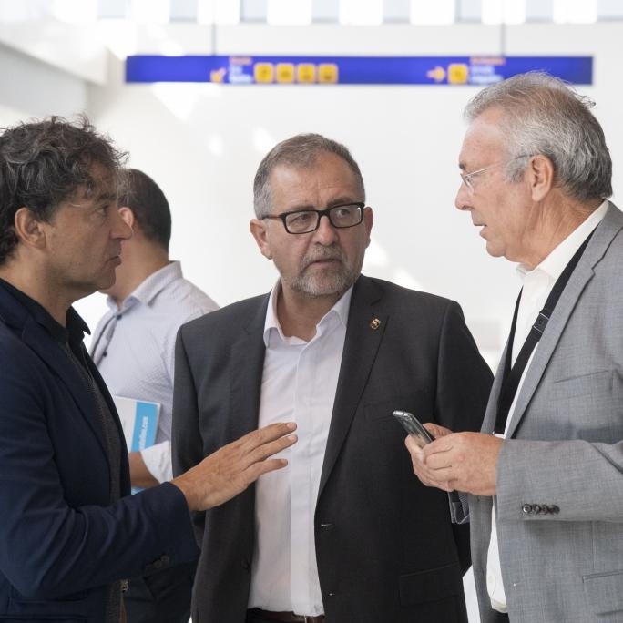 L'Aeroport de Castelló, 'a l'alça' i amb el repte de frenar la despoblació