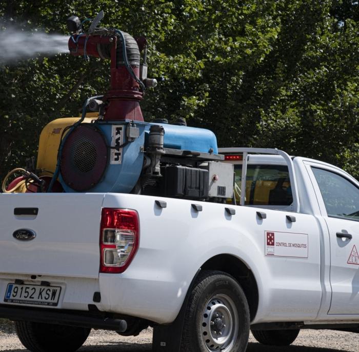 La Diputación empezará el lunes 12 de agosto los tratamientos antimosquitos en el norte