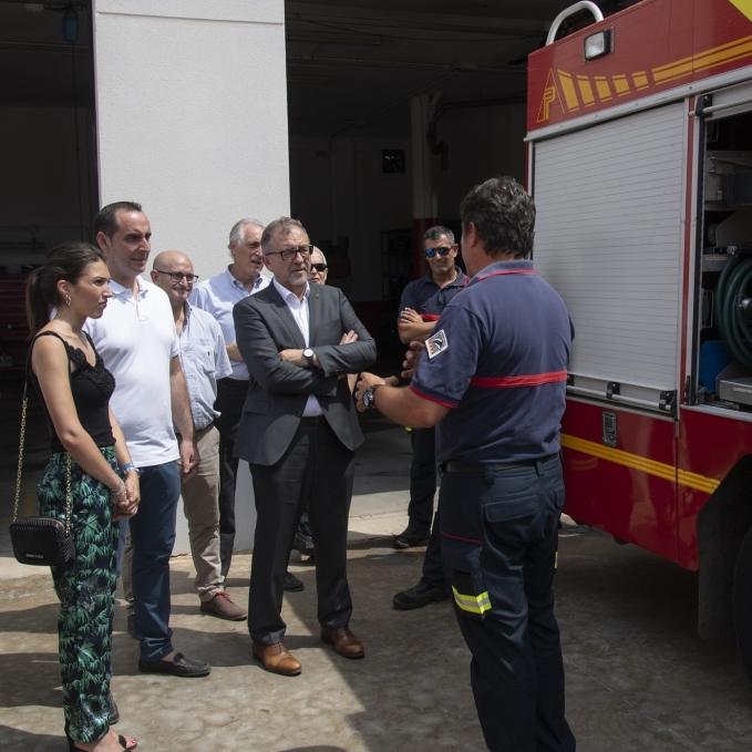 La Diputació demana a la ciutadania que extreme les precaucions per a previndre incendis forestals