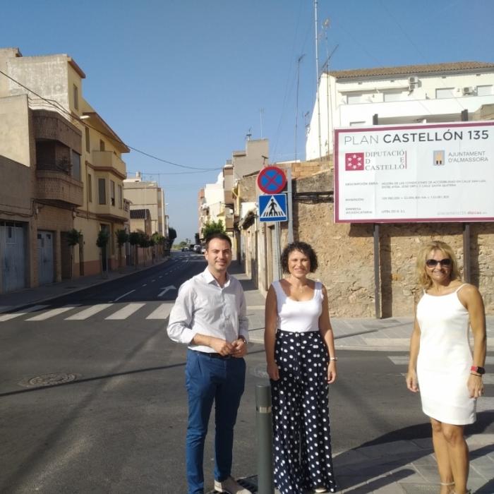 150.000€ per a eliminar els problemes d'inseguritat vial del carrer Sant Lluís d'Almassora