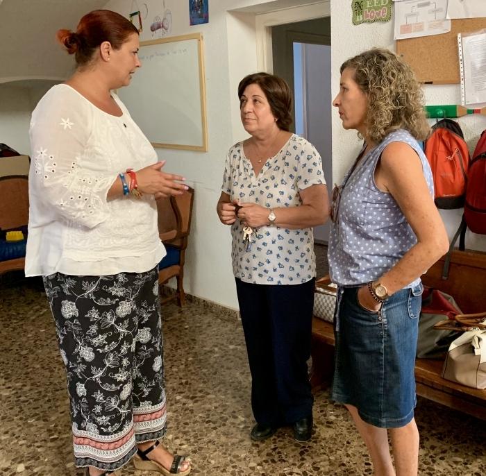 La Diputación se compromete a buscar soluciones para agilizar el centro de Gran Vía para autistas