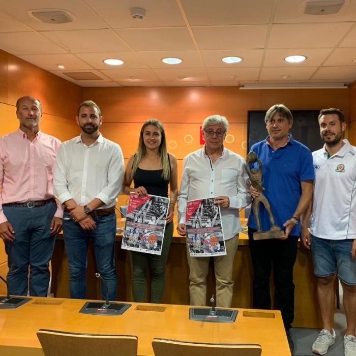 Tau Castelló y Valencia Basket disputarán el viernes 30 de agosto el VII Trofeu Diputació Copa Lexus