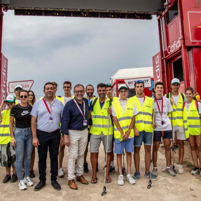 """Martí: """"El suport dels castellonencs serà determinant perquè La Vuelta torne a Castelló"""""""