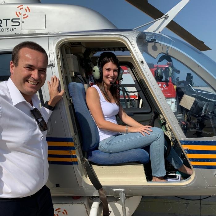 Diputación realiza tratamientos aéreos antimosquitos para acabar con las larvas en aguas estancadas