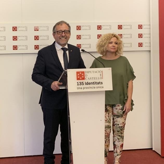 LaDiputació reforça la participació d'empresaris i municipis en el nou Patronat de Turisme