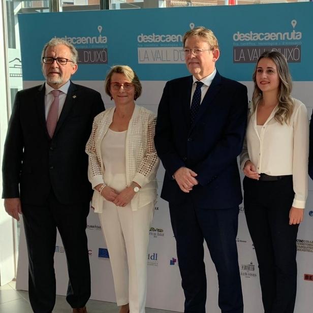 La Diputació aposta per la innovació i l'emprendedurisme per a impulsar l'interior provincial