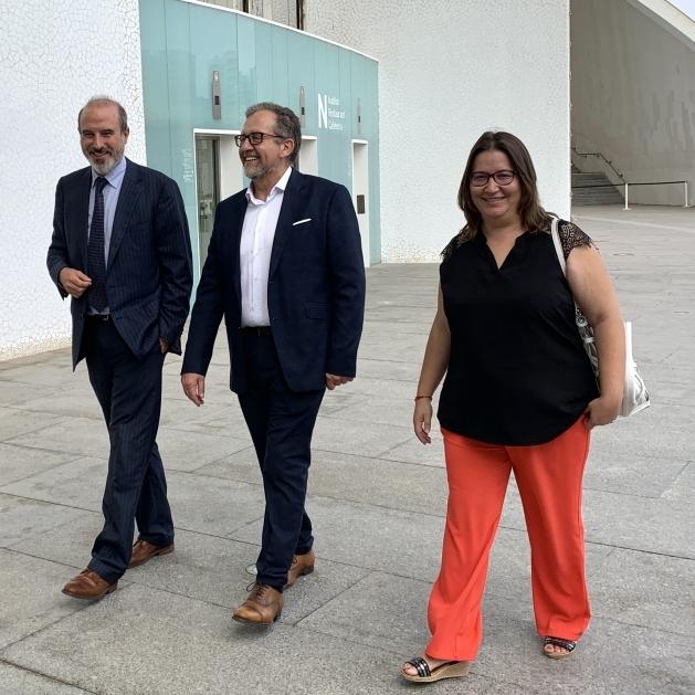 Cultura obri el camí a col·laborar amb les Arts per a apropar la programació a Castelló