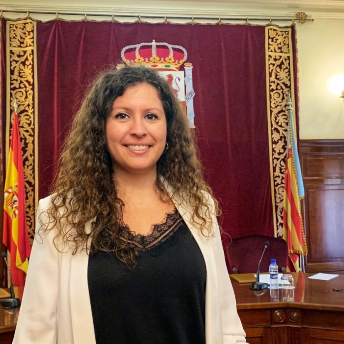 Lluïsa Monferrer toma posesión como diputada y asume las competencias de Juventud y Escuela Taurina