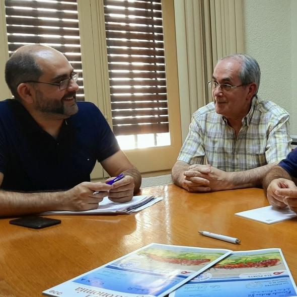 Ferrando analitzarà vies per a potenciar el sector artesà per a professionalitzar l'interior
